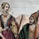 DÉTAILS 03   Costume Traditionnel - Espagne - Jardinier - Berger - Jeunes Villageoises