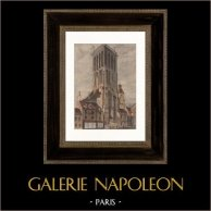Wycieczki Zjazdowe - Bazylika świętych - Zwiedzanie Charlemagne (Francja)