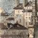 DÉTAILS 02 | Histoire et Monuments de Paris - Ancienne Colonne sur la Place du Chatelet à Paris (1858)