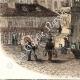 DÉTAILS 05 | Histoire et Monuments de Paris - Ancienne Colonne sur la Place du Chatelet à Paris (1858)