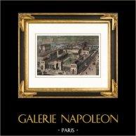 Histoire et Monuments de Paris - Le Palais de la Légion d'Honneur - Hôtel de Salm (France)