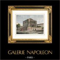 Monuments of Paris - Champs-Elysées - Cours-la-Reine - House of Francis I