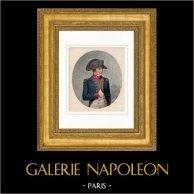 Retrato de Napoleão Bonaparte (1769-1821)