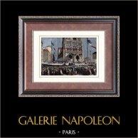 The Marriage of Napoleon III - Cathédrale Notre Dame de Paris (1853)