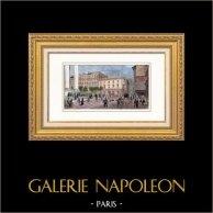Ancien hôtel des commissaires-priseurs de Paris - Auction - 19th Century (France)