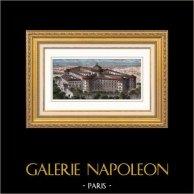 Monuments of Paris - La Roquette Prisons