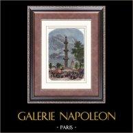 Artesian aquifer - Grenelle - Paris (1841) - Mulot - Arago