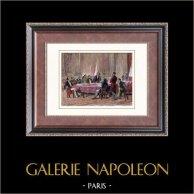 Revolución Francesa de 1848 - Segunda República Francesa (Febrero 1848)