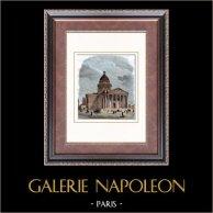 Monumentos de Paris - Panteón