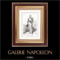 Retrato de Georges Mouton (1770-1838) - Marechal de França