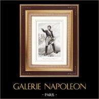 Retrato de Gabriel Jean Joseph Molitor (1770-1849) - Marechal de França