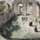 DÉTAILS 03 | Ancienne Porte de ville - Porte Saint Bernard - Paris - Sous le Règne de Louis XIII de France