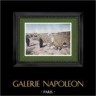 Gabès - Commerce de l'alfa (Tunisie)