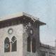 DÉTAILS 05   Vue du Caire - Gare de chemin de fer (Egypte)