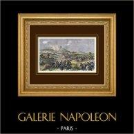 Campaign in Italy - 1859 - Franco-austrian War - Napoleon III - Battle of Solférino - Imperial Guard (June 24th 1859)
