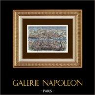 General Sicht von Paris (XV. Jahrhundert - XVI. Jahrhundert)
