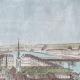 DÉTAILS 02   Vue d'ensemble du Palais de Justice de Paris au XIIIème Siècle
