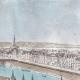 DÉTAILS 07   Vue d'ensemble du Palais de Justice de Paris au XIIIème Siècle
