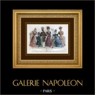 Modestich - Paris - 1897 - Mademoiselle Thirion - Madame Emma Guelle