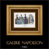 Modestich - Paris - 1888 - Mademoiselle Thirion