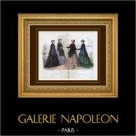 Modestich - Paris - 1867 - Mademoiselle Ragon - Madame Depelchin