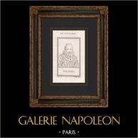 Portrait of Walter Raleigh (1552-1618)