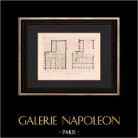 Architecture - House - Post-Office - Paris (Bliault)