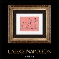 Collection of the Secret Cabinet - Erotica - Phallus - Pompei - Wedding Night
