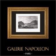 Toma del Puente de Lecco - Batalla de Montebello (1800) - Guerras Napoleónicas - Campaña Napoleónica en Italia - Napoleón Bonaparte