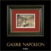 Château de Compiègne - Cabinet de Travail de Napoleon