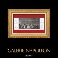 The Palais Royal Gallery's Walk in Paris