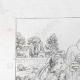 DÉTAILS 01   Bible - Jésus Christ - La Déposition de Croix - La Mise au Tombeau (Le Dominiquin - Domenichino)