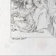 DÉTAILS 04   Bible - Jésus Christ - La Déposition de Croix - La Mise au Tombeau (Le Dominiquin - Domenichino)