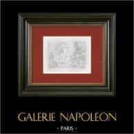 Allegory - Religion's glory - Doge Antonio Grimani - Saint Mark (Titien - Titian - Tiziano - Tizian - Tiziano Vecellio)