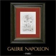Bible - Crucifixion de Saint Pierre (Le Guide - Guido Reni)