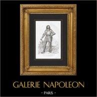 Portrait of Gilles de Rais (?-1440)