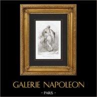 Portrait of Marquis de Pérignon (1754-1818) - Marshal of the Empire - Napoleon Bonaparte