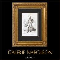 Portrait of Nicolas Charles Oudinot (1767-1847) - Marshal of the Empire - Napoleon Bonaparte