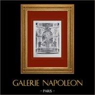 Palace of Versailles - Chapelle - Maître autel (Corneille van Clève)