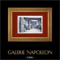 Palacio de Versalles - Chapelle - Sacristie