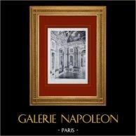Palacio de Versalles - Galerie des Glaces