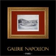 Palacio de Versalles - Le Grand Trianon - Façade sur le Jardin du Roi