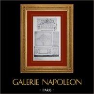 Schloss Versailles - Le Grand Trianon - Petit Salon - Antichambre