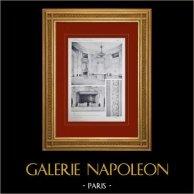 Château de Versailles - Le Grand Trianon - Salon Rond