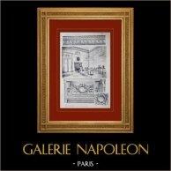 Schloss Versailles - Le Grand Trianon - Salon de la Musique