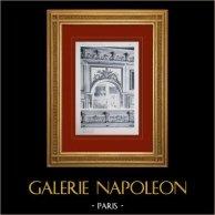 Schloss Versailles - Le Grand Trianon - Cabinet du Couchant