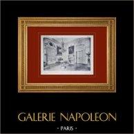 Schloss Versailles - Le Grand Trianon - Salon des Malachites
