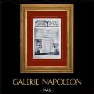 Schloss Versailles - Le Grand Trianon - Galerie - Bas-reliefs
