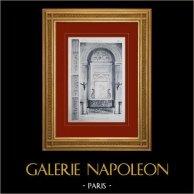 Schloss Versailles - Le Grand Trianon - Galerie - Consoles