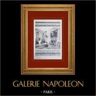 Schloss Versailles - Le Grand Trianon - Salon des jardins